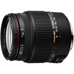 Photo of Sigma 18-200MM F3.5-6.3 DC OS (Sony Mount)  Lens