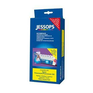 Photo of Jessops Ink Jet Cartridge For Epson Picturemate 500 100 Sheets Of Paper Ink Cartridge