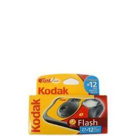 Kodak Funflash 27+12 exposures, 35mm Single Use Camera