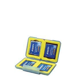 Media Gel Case For Compactflash Memory Cards Reviews