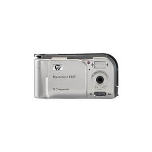 Photo of Hewlett Packard Photosmart E327  Digital Camera