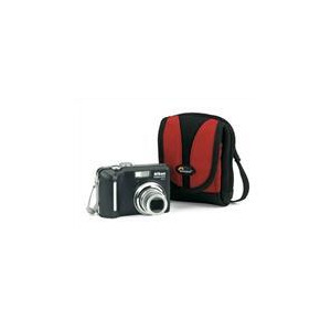 Photo of Lowepro Rezo Pouch 20 Red Camera Case