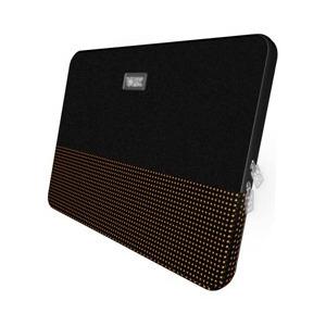 Photo of Vax Fontana Slip 15.5IN - Black/Orange Laptop Bag