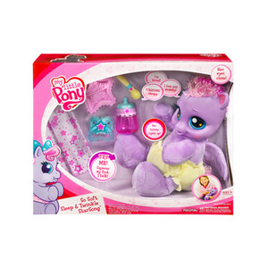 Photo of My Little Pony So Soft Sleep & Twinkle Star Song Toy