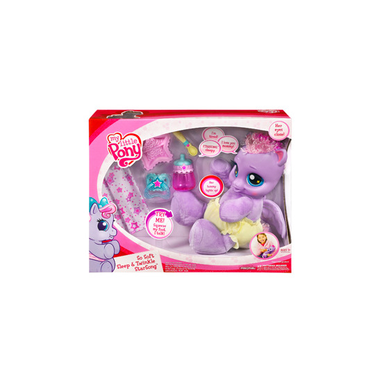 My Little Pony So Soft Sleep & Twinkle Star Song