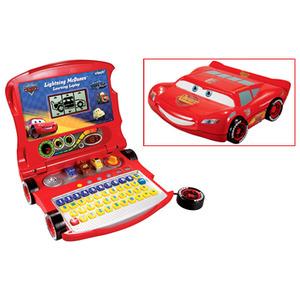Photo of Disney Pixar Cars - Lightning MCQUEEN Learning Laptop Toy