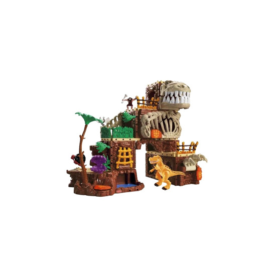 Fisher-Price Imaginext T-Rex Mountain