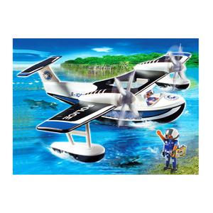 Photo of Playmobil - Police Seaplane 4445 Toy