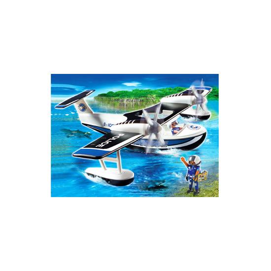 Playmobil - Police Seaplane 4445