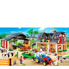 Playmobil - Mega Farm Set 4055 Reviews