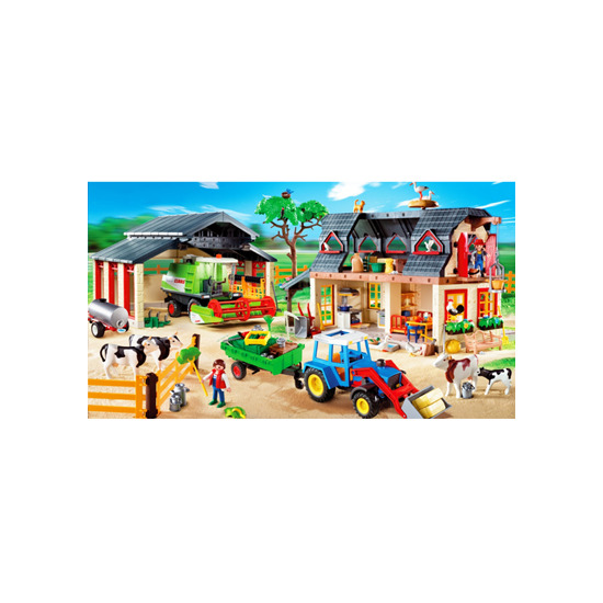 Playmobil - Mega Farm Set 4055