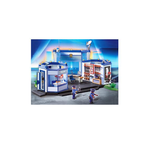 Playmobil - Police Headquarters 4264