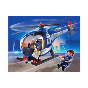 Photo of Playmobil - Police Copter 4267 Toy