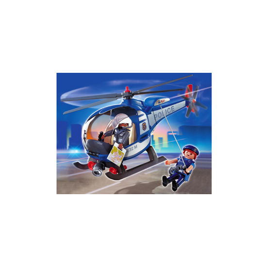 Playmobil - Police Copter 4267