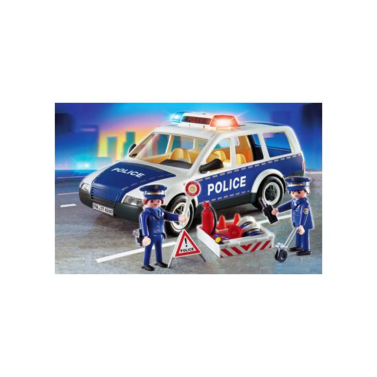 Playmobil - Patrol Car 4260