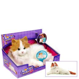FurReal Lulu My Cuddlin' Kitten Reviews