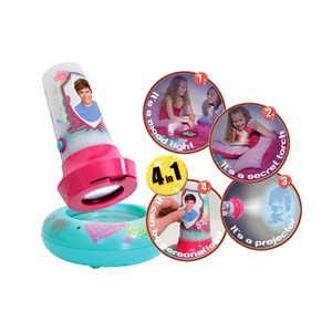 Photo of High School Musical Go Glow - Mood Light, Torch and Projector Toy