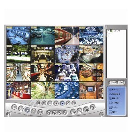 Geovision 4 Camera 25FPS Surveillance Software and Capture Card Reviews