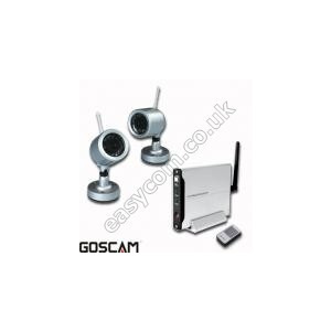 Photo of External IR Wireless Cameras With Receiver Kit CCTV