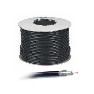 Photo of 100M Roll RG59 +2 Adaptors and Cable