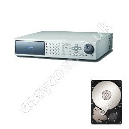 8 Channel Dual Stream JPEG Network DVR with 160GB Seagate Hard Drive Reviews