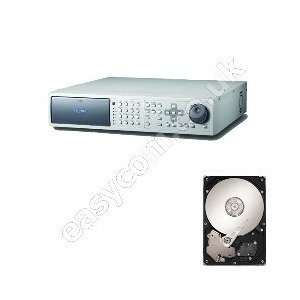 Photo of 8 Channel Dual Stream JPEG Network DVR With 160GB Seagate Hard Drive Network Storage