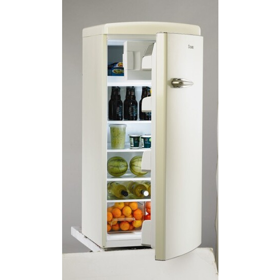 Servis Cream Retro Style Fridge M7571c