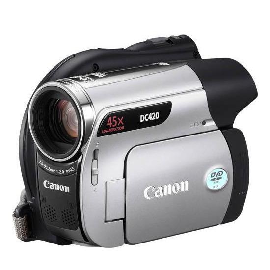 Canon Legria DC420