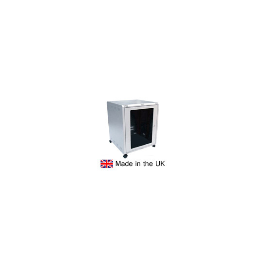 Servers Direct 12U 600 x 600 Mini Cabinet