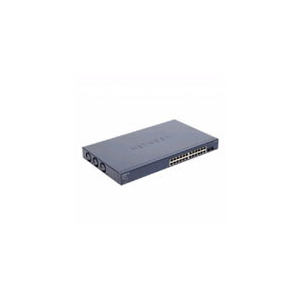 Photo of Netgear ProSafe GS724TP Network Switch