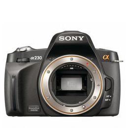 Sony Alpha DSLR-A230 (Body Only) Reviews