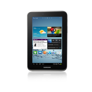 Photo of Samsung Galaxy Tab 2 GT-P3110 (16GB, WiFi) Tablet PC