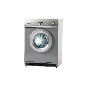 Photo of White Knight Silver 6KG Vented Tumble Dryer 447SV Tumble Dryer