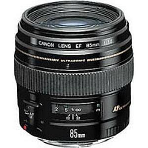 Photo of Canon EF 85MM USM Lens