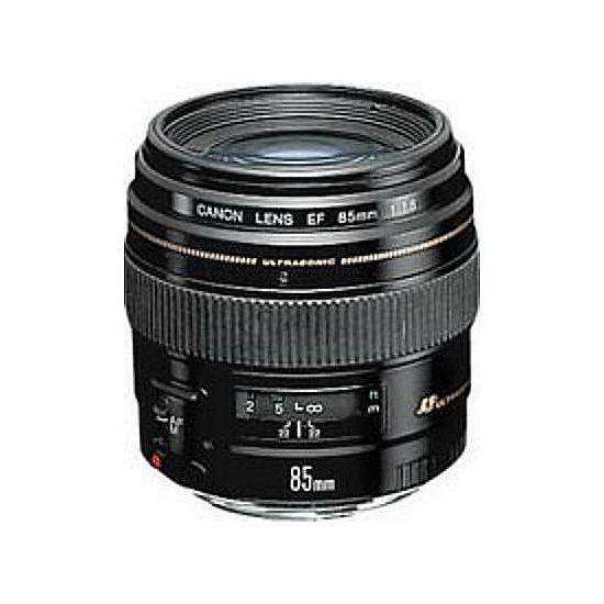 Canon EF 85mm USM
