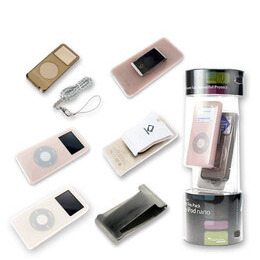 Capdase Soft Jacket iPod Nano