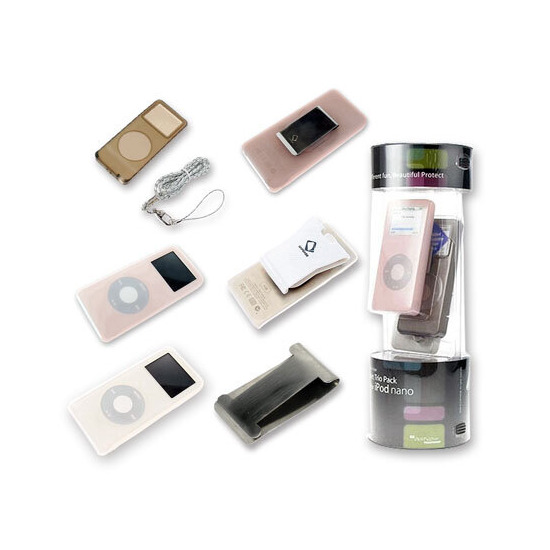 Capdase Soft Jacket iPod Nano