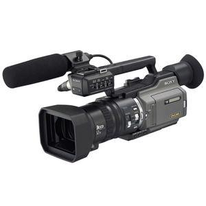Photo of Sony DSR-PD170 Camcorder