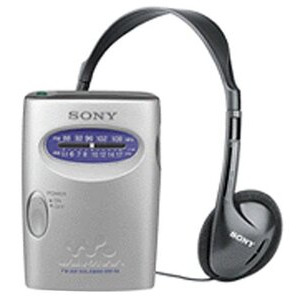 Photo of Sony SRF 59 Personal Stereo