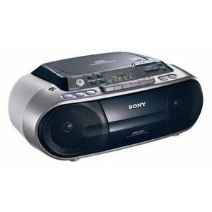 Photo of Sony CFD-S01H CD Player
