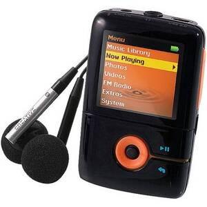 Photo of Creative Zen V 4GB MP3 Player