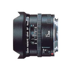 Photo of Canon EF 15MM Fisheye Lens