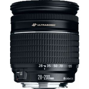 Photo of Canon 3,5 - 5,6 28 - 200MM EF USM Lens