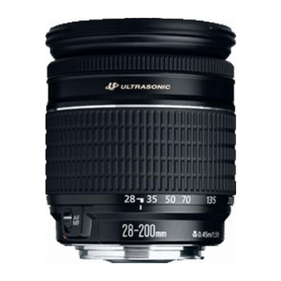 Canon 3,5 - 5,6 28 - 200MM EF USM