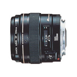 Photo of Canon EF 100MM USM Lens