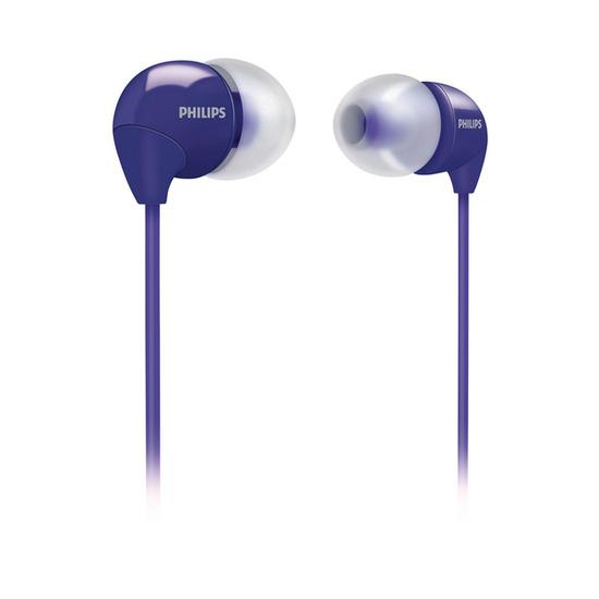 Philips SHE3590PP/10 Headphones - Purple