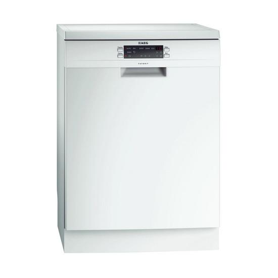 AEG F77012W0P Fullsize Dishwasher