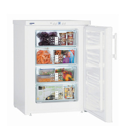 GP1486 Undercounter Freezer - White