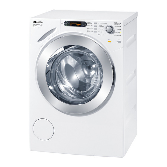 Miele W1901 Washing Machine