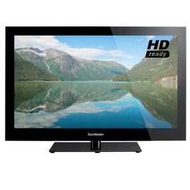 "Sandstrom S26HED12 HD Ready 26"" LED TV with Built-in DVD Player Reviews"